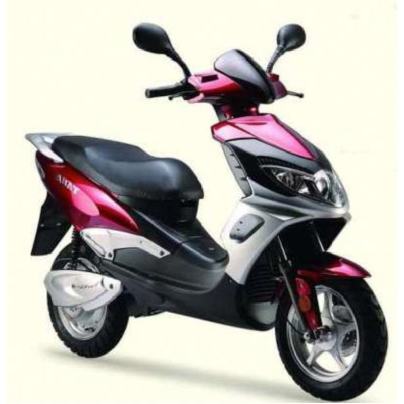 SCOOTER ELETTRICO CITY EGG 1,5 KW