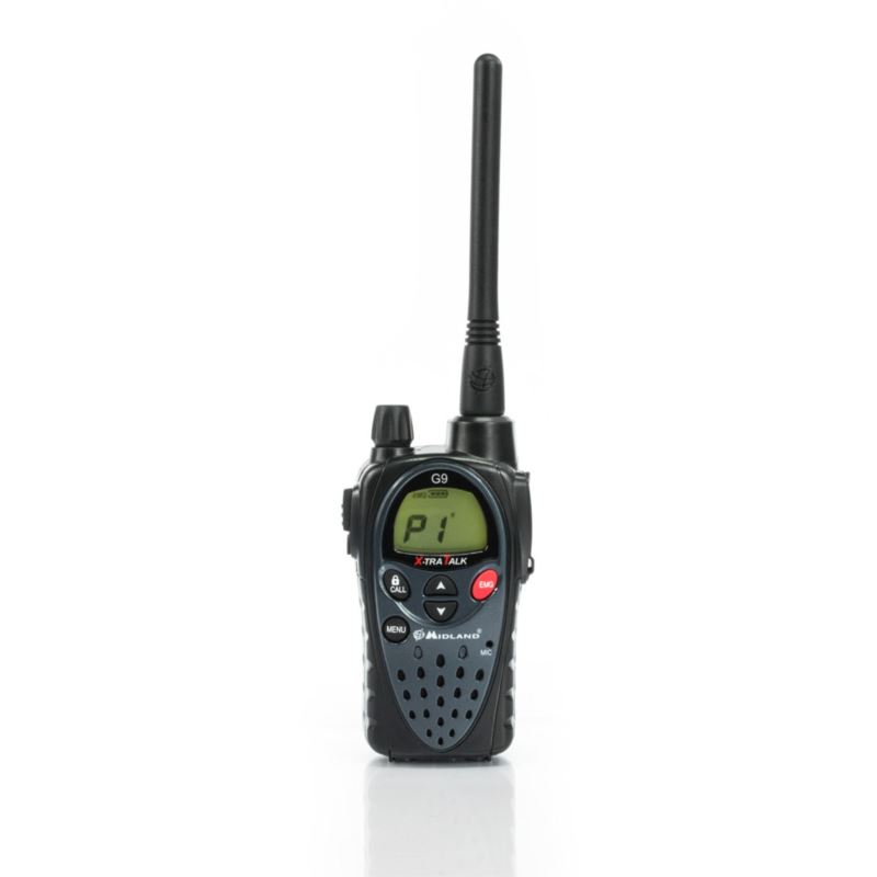 RADIO PMR/LPD G9 PLUS