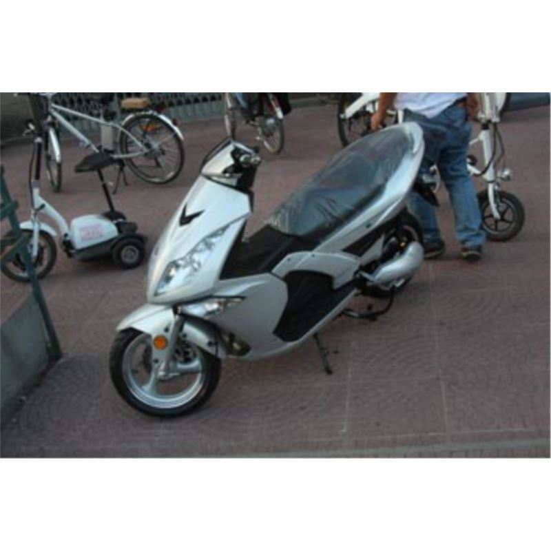 SCOOTER ELETTRICO SUPER CITY 6kw/48v